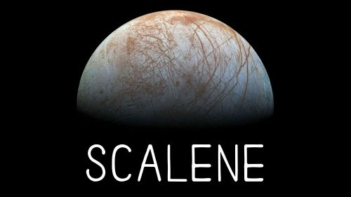 Scalene itch cover - twitter